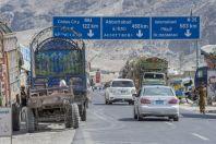Karakoram Highway, Gilgit