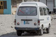 Dodávka, Gilgit