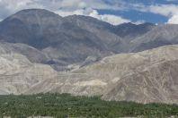 Hory v okolí Gilgitu