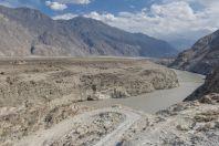 Řeka Indus