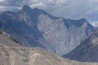 Hory v okolí Karakoram Highway