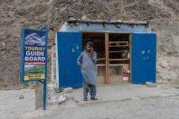 Obchod, Karakoram Highway