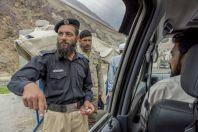 Kontrolní stanoviště, Karakoram Highway