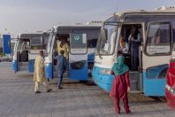 Stanoviště autobusů, Kallar Kahar