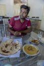 Snídaně, Jhal Chakiyan