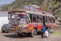Místní autobus, Khewra
