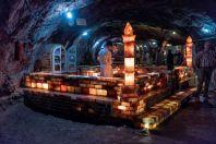 Solná jeskyně Khewra