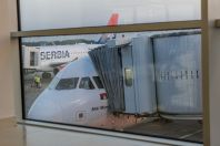 Letiště Bělehrad, Srbsko