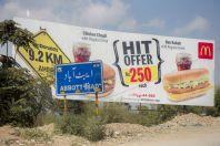McDonald's, Abbottabad