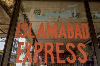 Mansehra bus station