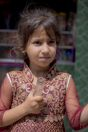 Little girl, Bagrian