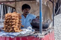 Sale of pakora, Waziristan