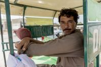 Taxi driver, Bannu