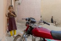 Little girl, Paharpur