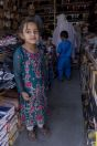 Little girl, Gilgit