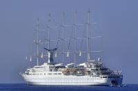 Cruiser boat, Parga
