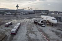 Letiště Singapore Changi