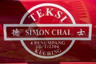 Taxi, Kuching