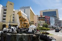 Cat statue, Kuching