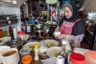 Oběd, Kuching