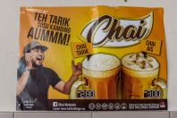 Teh Tarik, Kuching
