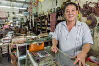 Obchod, Kuching
