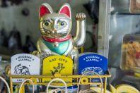 Město koček, Kuching