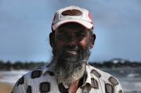 Plážový prodejce, Negombo