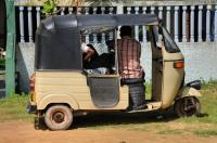 Tuk-tuk car, Negombo