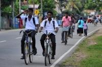 Cyklisti, Negombo