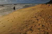 Beach in the afternoon, Negombo