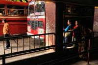 Autobusové nádraží Kolombo
