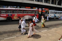 Bus station, Galle