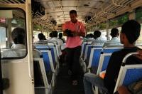 On the way from Embilipitiya to Hambantota