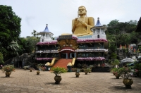 Golden temple, Dambulla