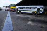 Dambulla bus station