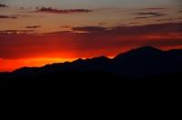 Keys view - západ slunce.