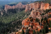 Farview Point, Bryce Canyon NP