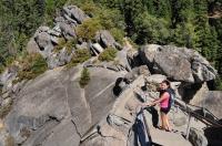 Moro Rock, Sequoia NP