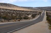 Na cestě do Death Valley