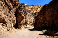 Golden Canyon, Death Valley NP