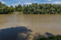 Tisza River, Tuzsér