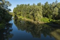 Tisza River, Tysaahtelek