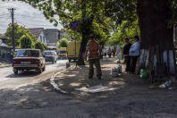 Pouliční život, Perečyn