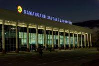 Letiště Samarkand