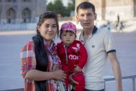 People of Samarkand