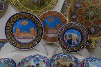 Souvenir shop, Samarkand