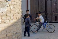Boys, Bibi Khanum