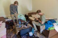 Ubytování, Samarkand