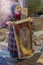 Prodej koberců, Samarkand